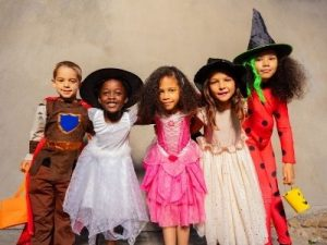 Kids Learning Academy Halloween at Child care centre